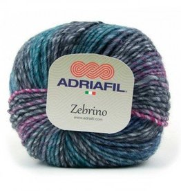 Adriafil Zebrino 67 Multi Pastel Fancy