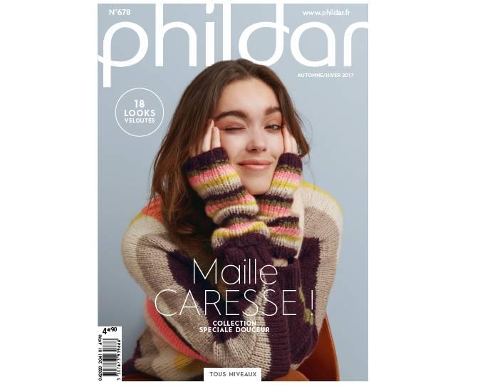 Phildar Phildar Dames Issue 678 Herfst/Winter
