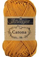 Scheepjeswol Catona 25 - 383 Ginger Gold