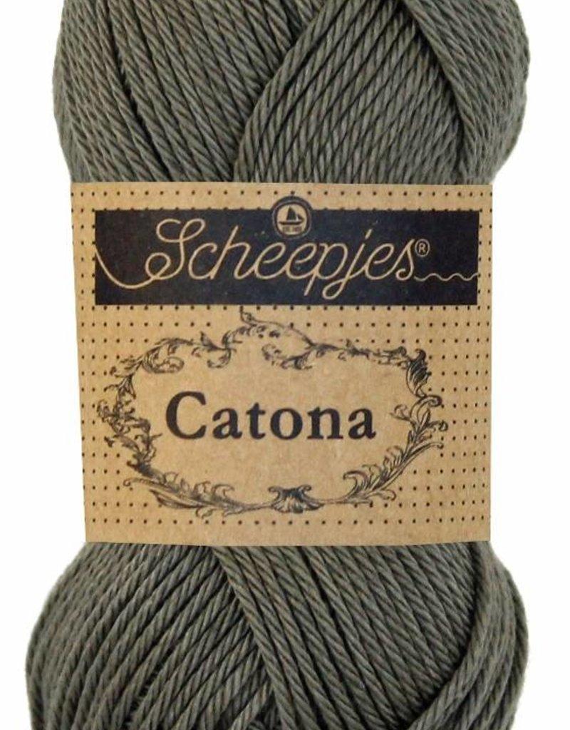 Scheepjeswol Catona 25 - 387 Dark Olive