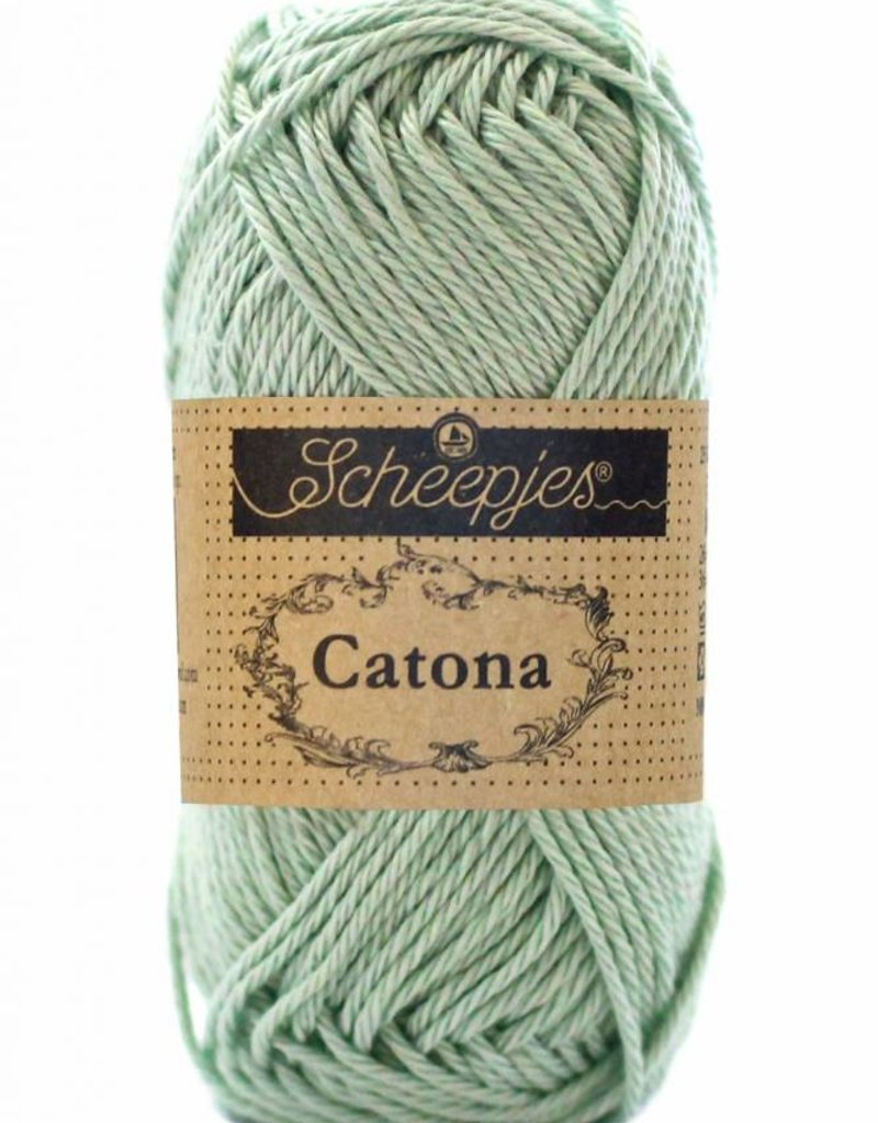 Scheepjeswol Catona 25 - 402 Silver Green