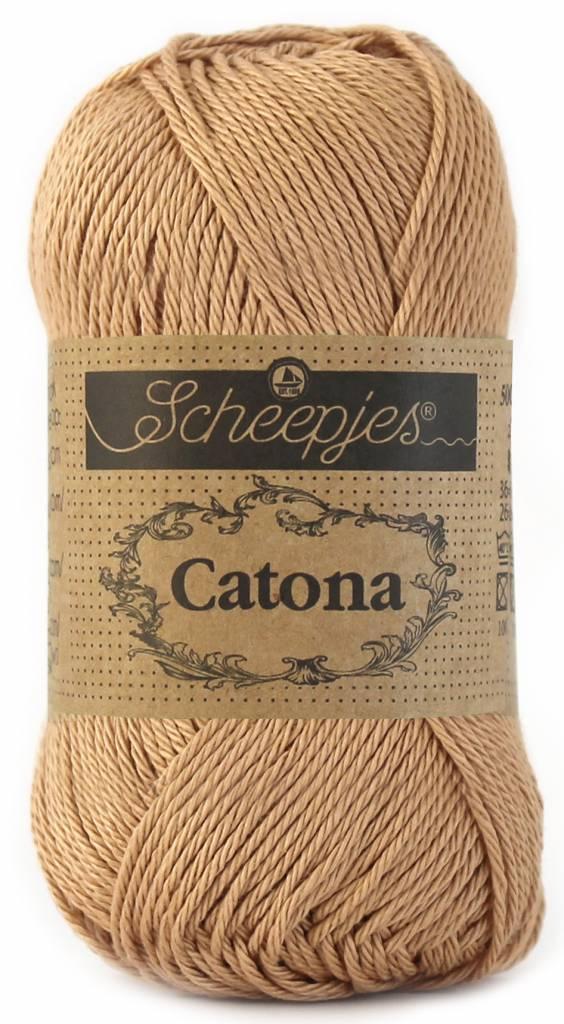 Scheepjeswol Catona 25 - 502 Camel