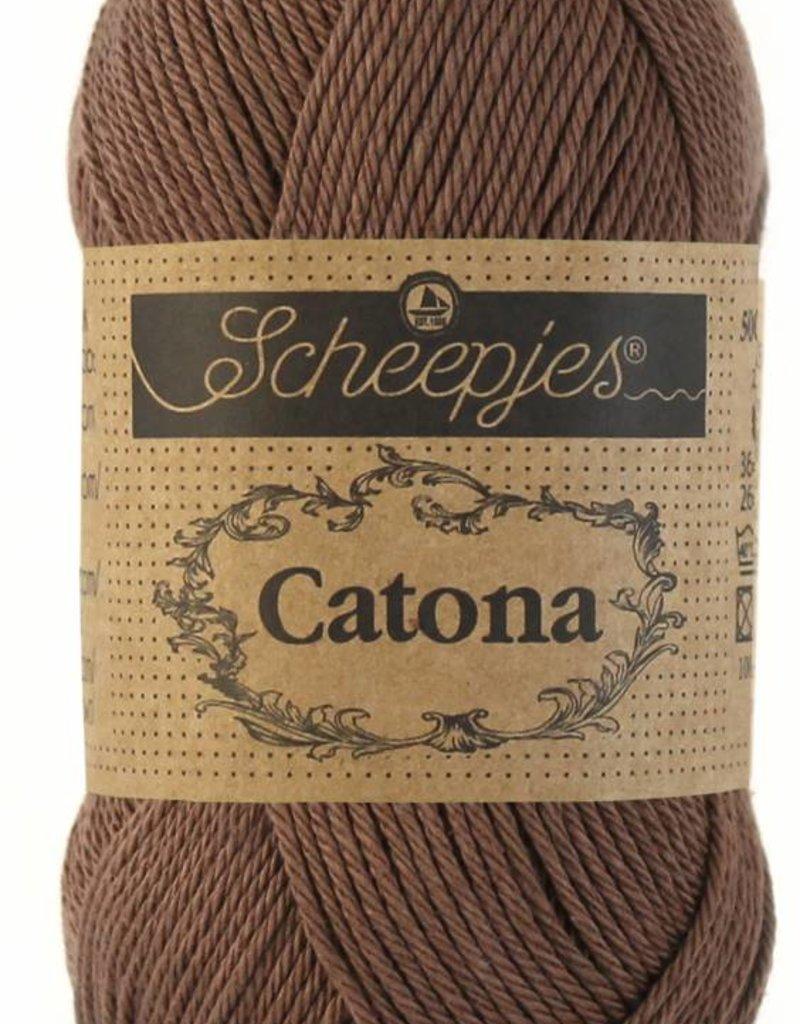 Scheepjeswol Catona 25 - 507 Chocolate