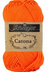 Scheepjeswol Catona 50 - 189 Royal Orange