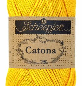 Scheepjeswol Catona 50 - 208 Yellow Gold