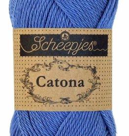 Scheepjeswol Catona 50 - 261 Capri Blue