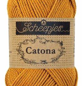 Scheepjeswol Catona 50 - 383 Ginger Gold