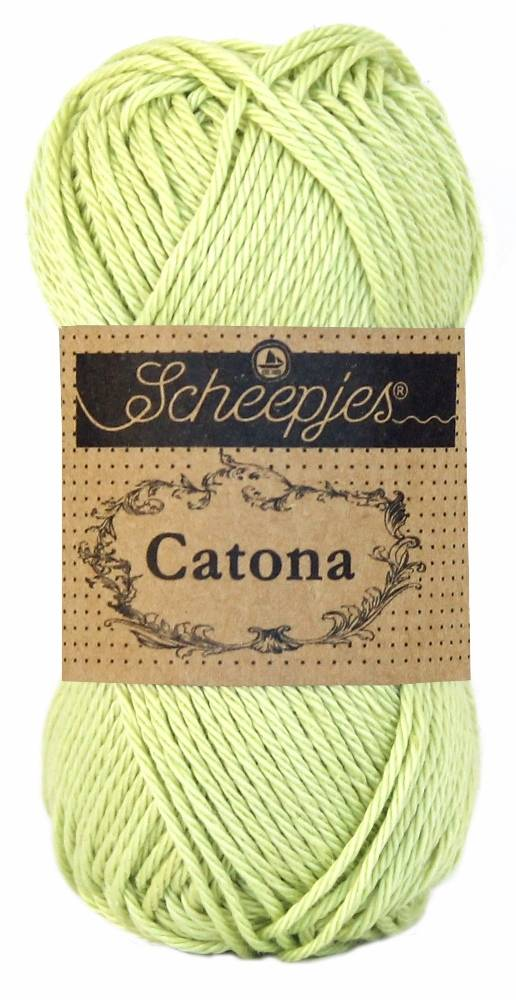 Scheepjeswol Catona 50 - 392 Lime Juice