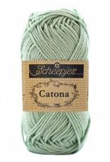 Scheepjeswol Catona 50 - 402 Silver Green