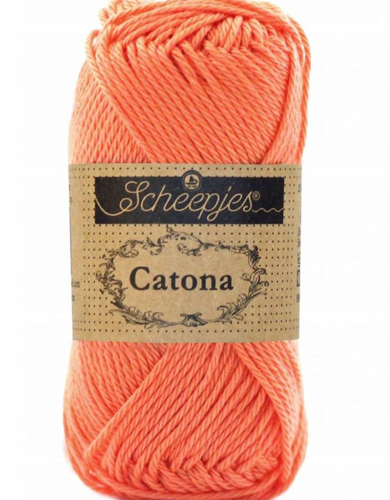 Scheepjeswol Catona 50 - 410 Rich Coral