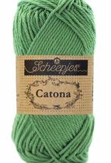 Scheepjeswol Catona 50 - 412 Forest green