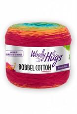 Wooly Hugs Bobbel Cotton 16 Regenboog [excl. Bobbelbox]