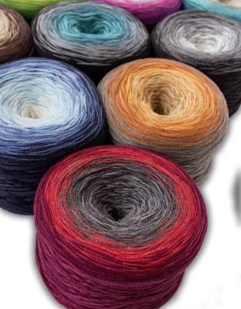 Woolly Hugs Bobbel Cotton 21 Zwarte Woud