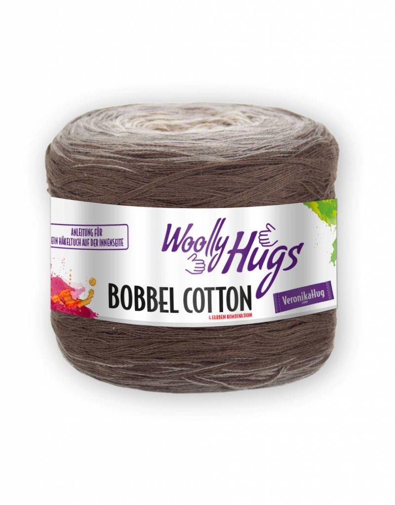 Wooly Hugs Bobbel Cotton 21 Zwarte Woud