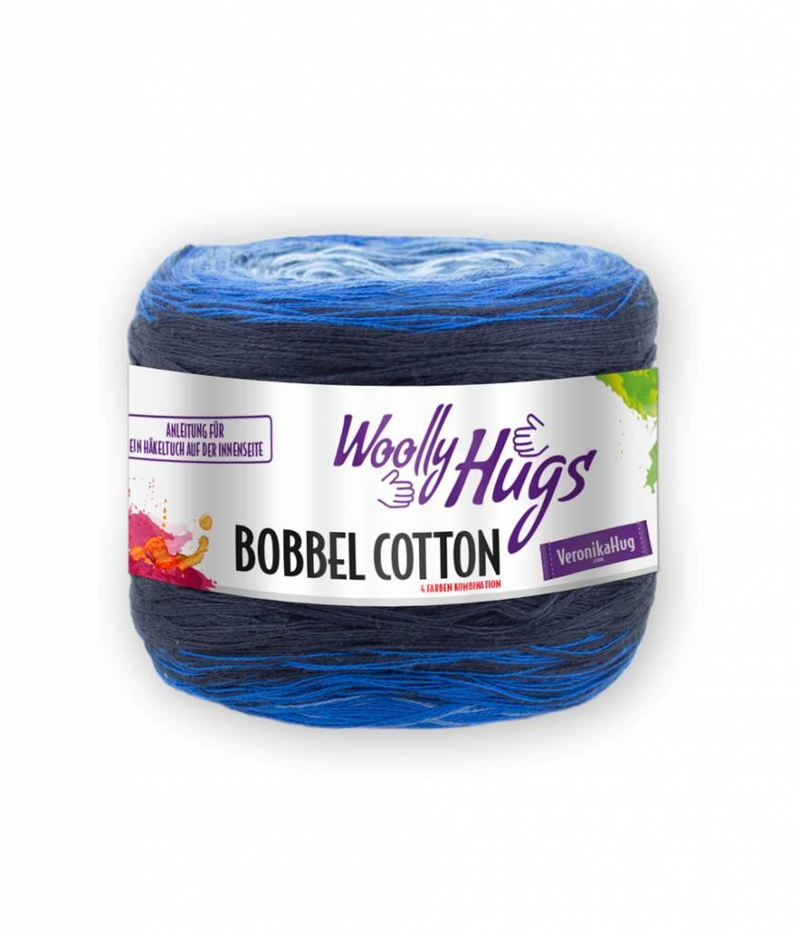 Wooly Hugs Bobbel Cotton 24 Oceaan