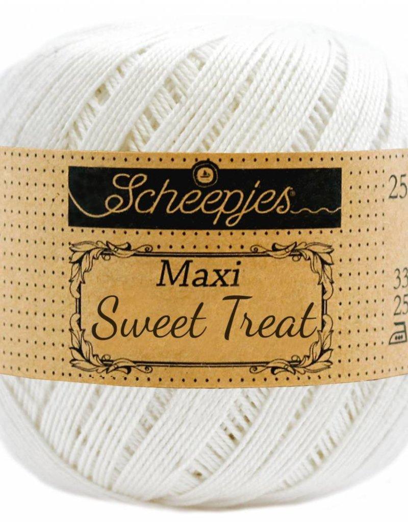 Scheepjeswol Scheepjes Sweet Treat 105 Bridal White