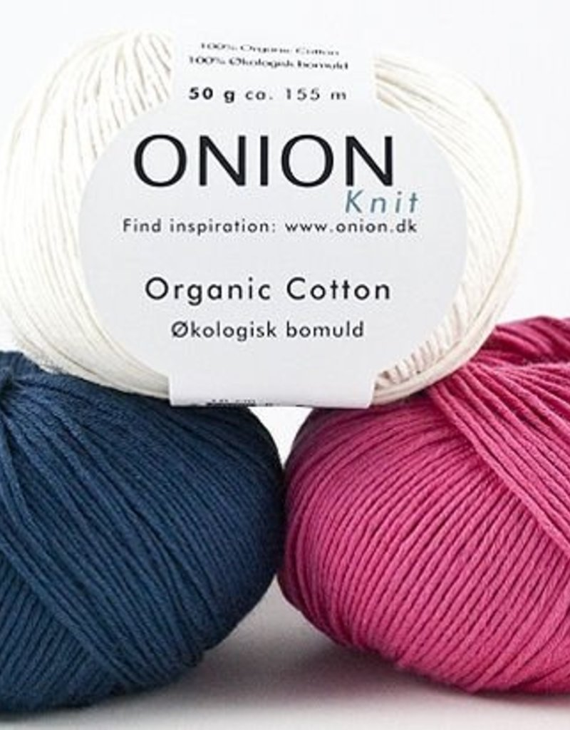 Onion Organic Cotton - 101 Naturel