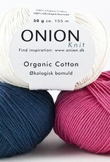 Onion Organic Cotton - 105 Donker Blauw