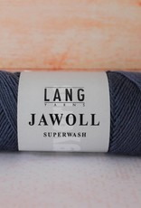 LangYarns JAWOLL Superwash 007 Grijsblauw