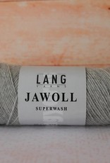 LangYarns JAWOLL Superwash 023 Licht Grijs gemêleerd