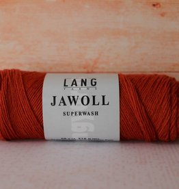 LangYarns JAWOLL Superwash 275 Roest