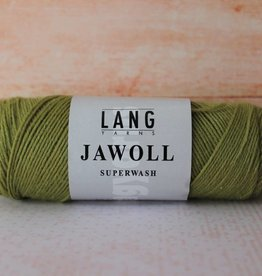 LangYarns JAWOLL Superwash 116 Limoen