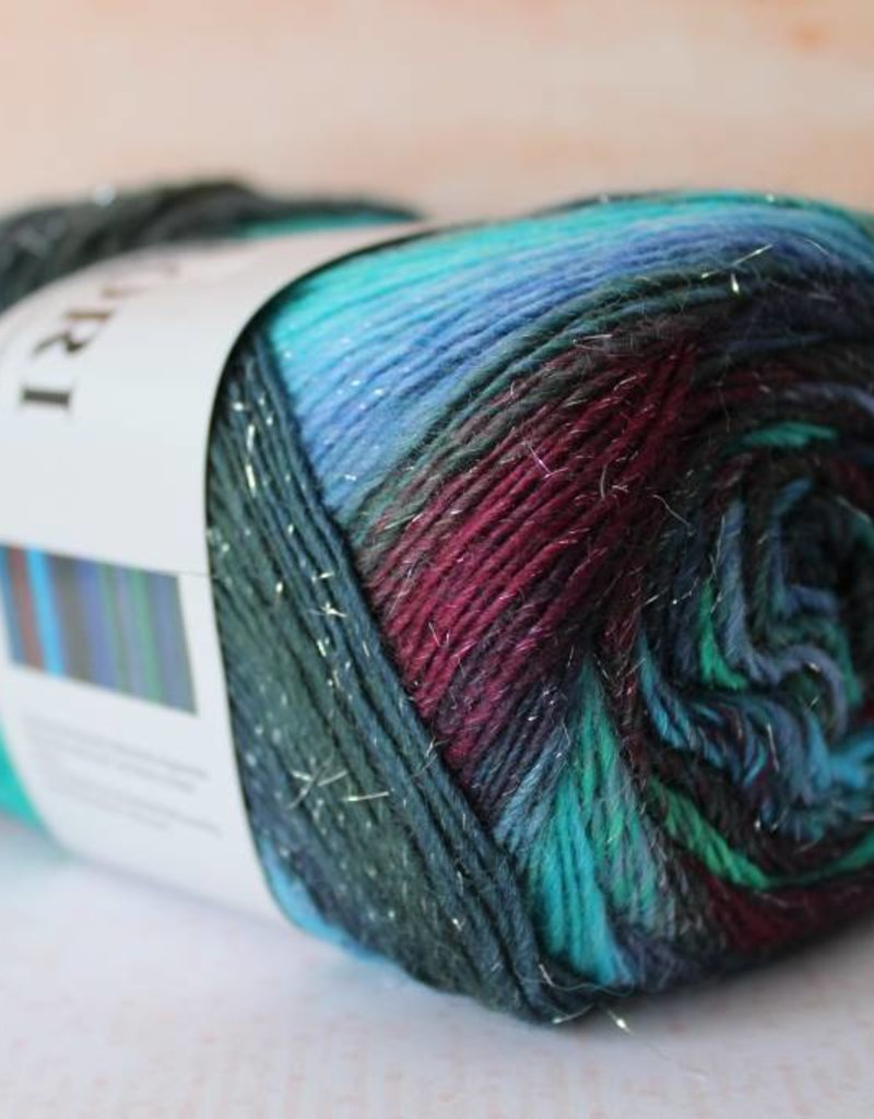 LangYarns Mille Colori Socks & Lace Luxe 06