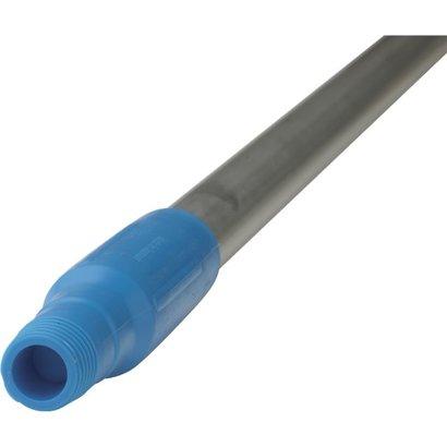 Vikan Ergonomische aluminium steel 150CM, blauw