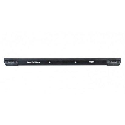 Unger ErgoTec-NINJA aluminium rail 30cm, met Soft rubber