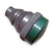 Unger HiFlo CarbonTec eindstuk met rubberen dop
