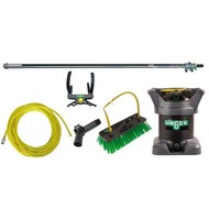 Unger nLite One beginners kit - met Hydropower DI12T + nLite one glasvezel steel 2.5 meter