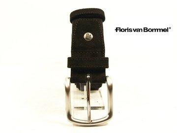 Floris van Bommel heren Floris van Bommel ceintuur 75059/01 bruin