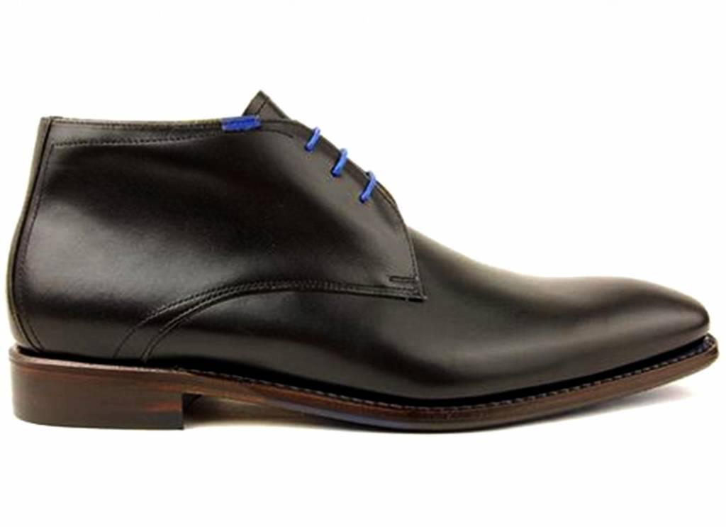 Bureau Noir Floris Van Bommel Chaussures Bureau Hommes Tm0iudosm