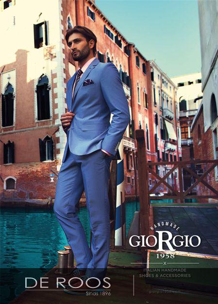 Nieuw merk bij De Roos: Giorgio!