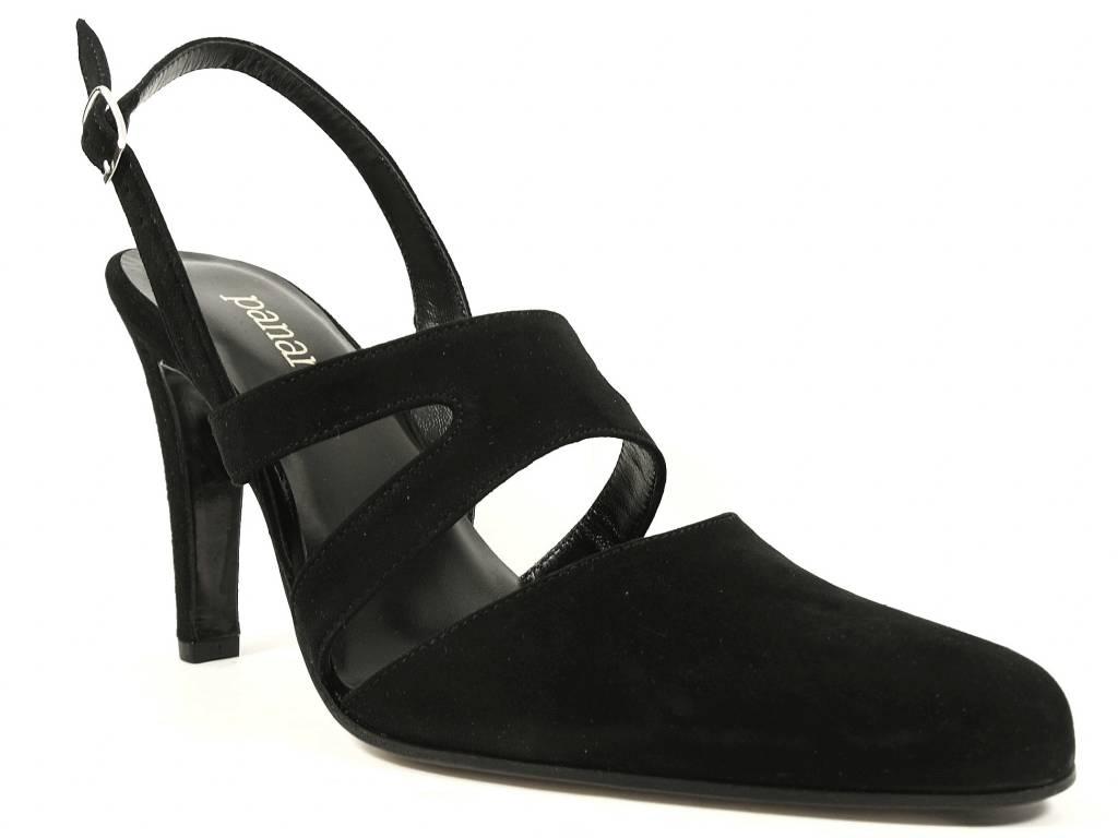 Panara Panara sandaal zwart 4015