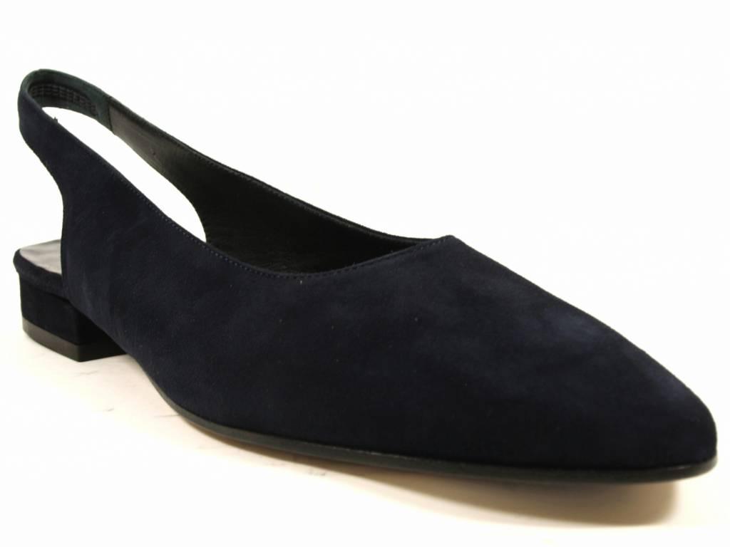 Panara Panara 4006 blauw sling suède