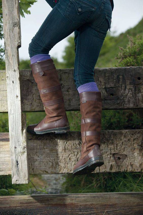 Dubarry Dubarry Galway laarzen 3885 Walnut