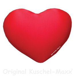 Kuschel-Maxx - Heartshape Red