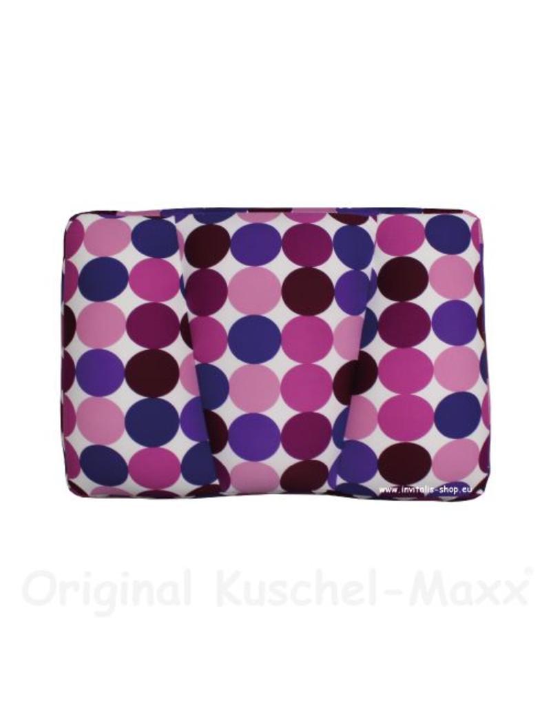 Kuschel-Maxx - Sleeppillow Dots Violet