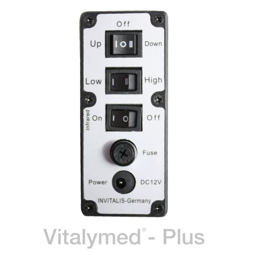 INVITALIS Vitalymed Plus - White