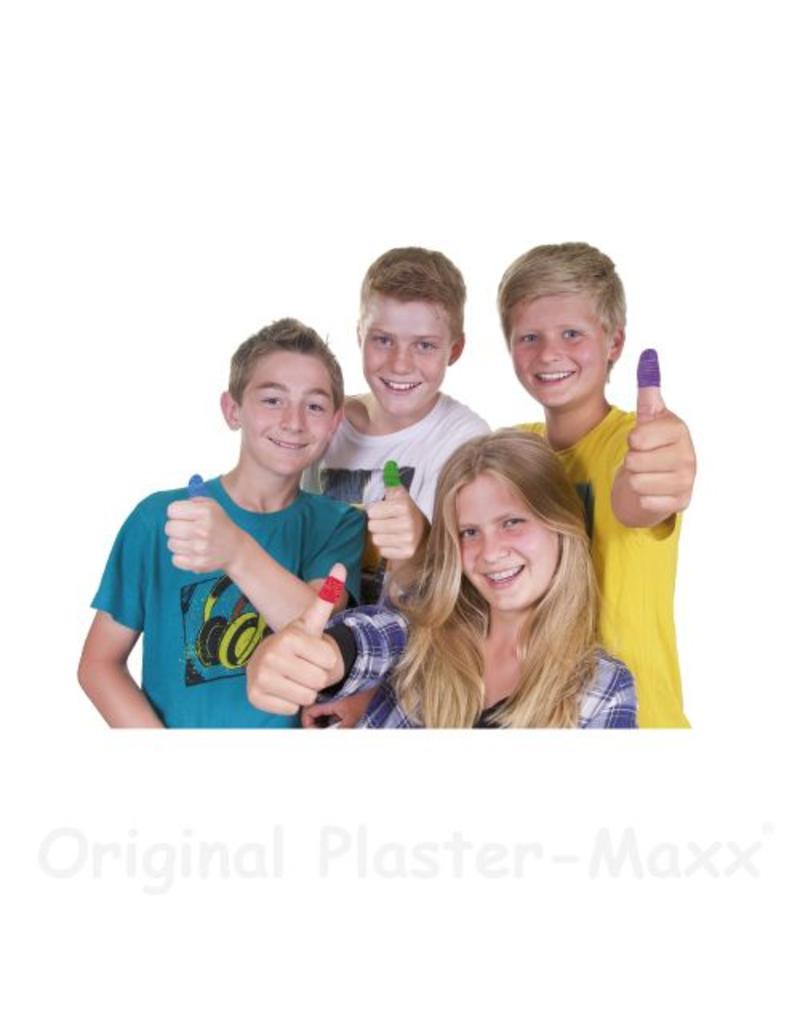 Plaster-Maxx - Valueset 1xSkin, 1xViolet, 1xPink