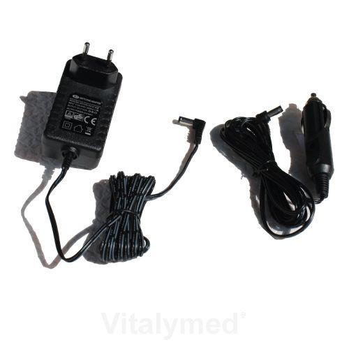Original - Adapter Set - Alle Massagegerätey