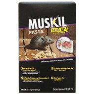 Hofman Muskil Pasta Fluo-NP Muis - 200 gram