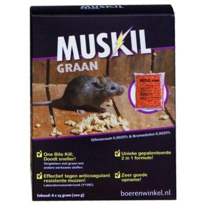 Hofman Muskil Graan Muis - 200 gram