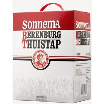 SONNEMA BERENBURG BAG IN BOX 3 Ltr 30%