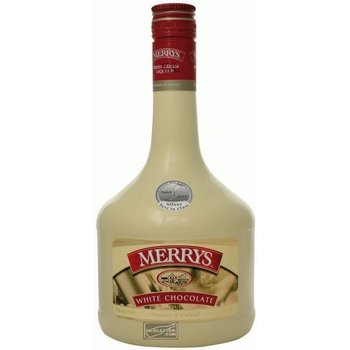 MERRY'S WHITE CHOCOLATE 0.70 ltr 17%