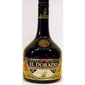 EL DORADO RUM CREAM GUYANA 0.70 Ltr 16.5%