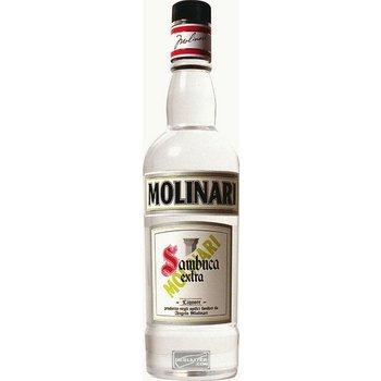 MOLINARI SAMBUCA 0.70 ltr 40%