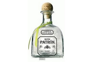 PATRON SILVER 100% AGAVE 0.70 ltr 40% Tequila