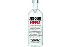 ABSOLUT PEPPAR 1 Ltr 40% Wodka